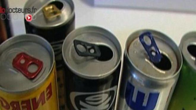 Etats-Unis : les boissons énergisantes peuvent mener aux Urgences