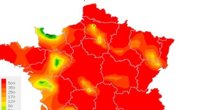 Grippe : hausse de l'activité épidémique en France
