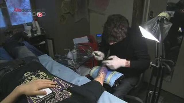 Des tatouages sans dangers ?