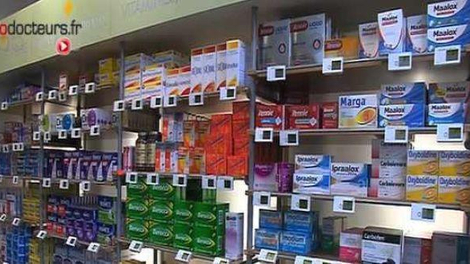 Les Français moins ''accros'' aux médicaments ?
