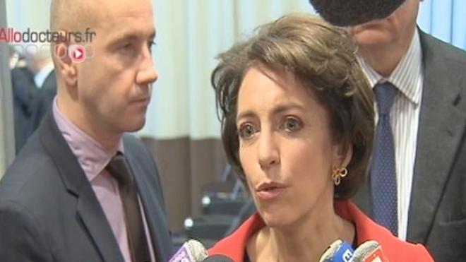 Marisol Touraine s'engage pour la création d'un observatoire national du suicide