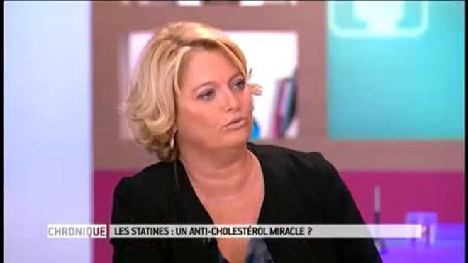 Les statines - Chronique de David Zavaglia, du 20 septembre 2010