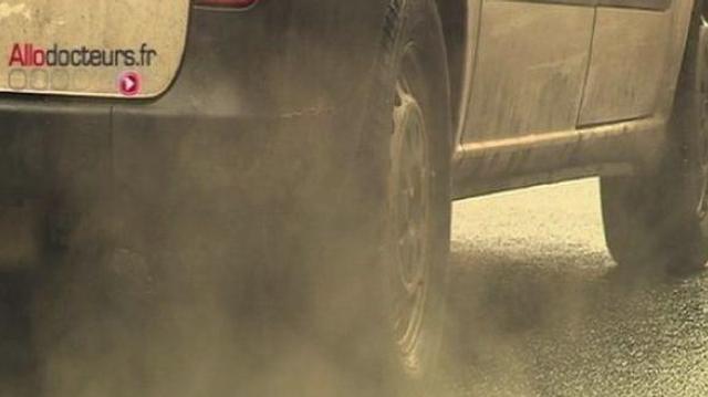 Mortalité accrue après un infarctus : la pollution de l'air en cause