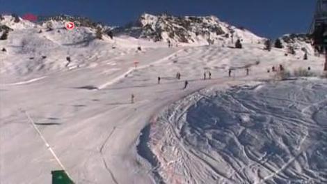 Sports d'hiver : le coeur à l'épreuve du froid