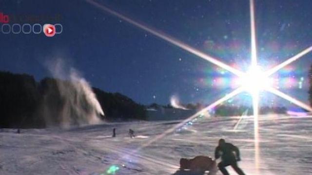 Bientôt des contrôles d'alcoolémie sur les pistes de ski ?