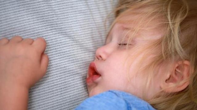 Apnée du sommeil : 90% des enfants qui en souffrent ne sont pas diagnostiqués