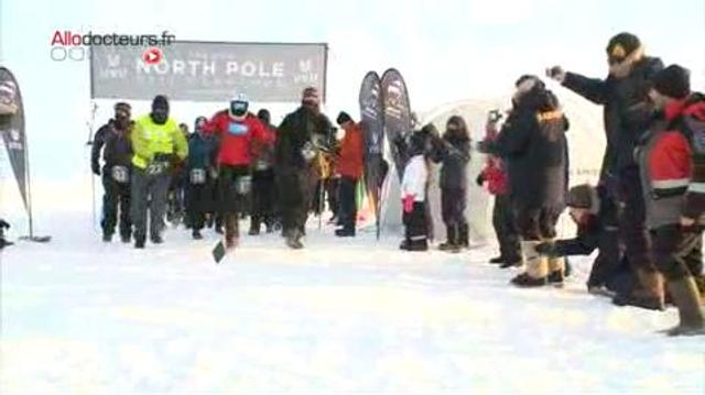 Marathon du pôle Nord : la course de l'extrême