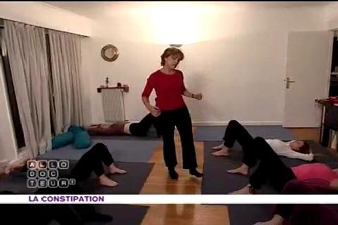 Bouger au lieu de pousser : yoga et séances de kiné