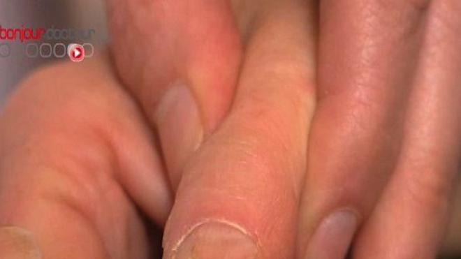 Retrouver de beaux ongles