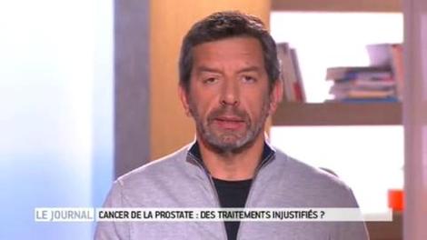 Cancer de la prostate : des traitements injustifiés?