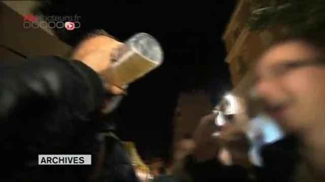 Alcool et ados : des verres de trop