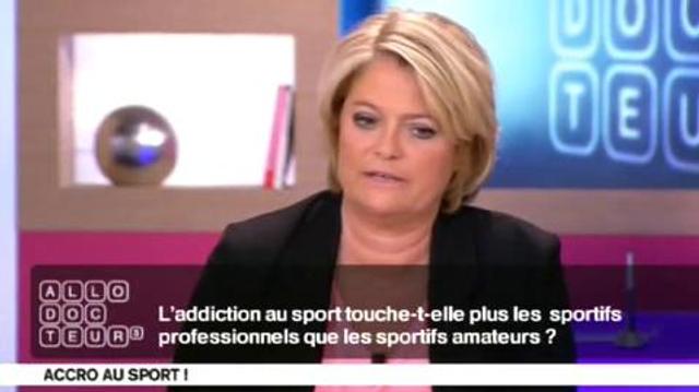 L'addiction au sport touche-t-elle davantage les sportifs professionnels ?