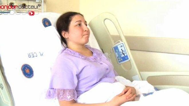 Fin prématurée de grossesse pour la première femme greffée de l'utérus