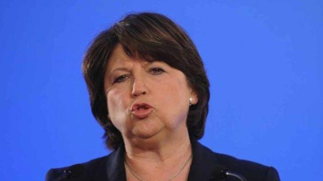 Amiante : Martine Aubry ne sera pas poursuivie