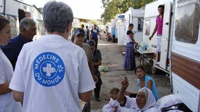 Médecins du monde : en France aussi !