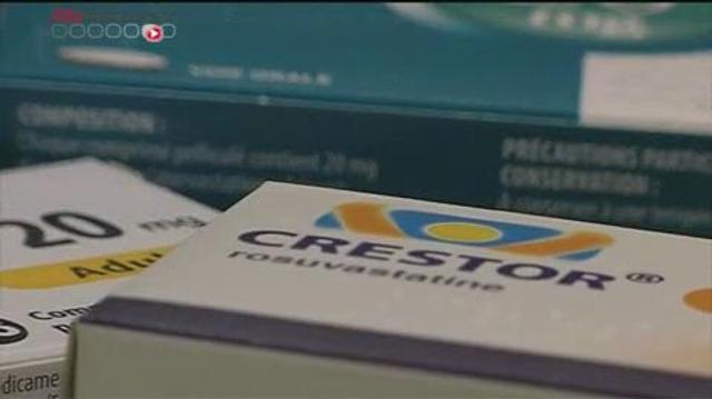 Statines : le Crestor® est trop prescrit en France