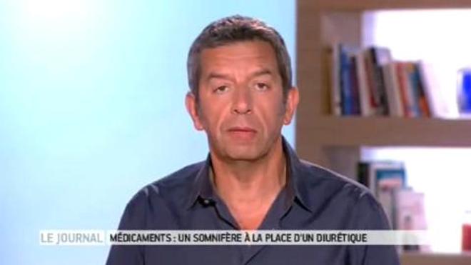 Les explications en images avec Michel Cymes et Marina Carrère d'Encausse