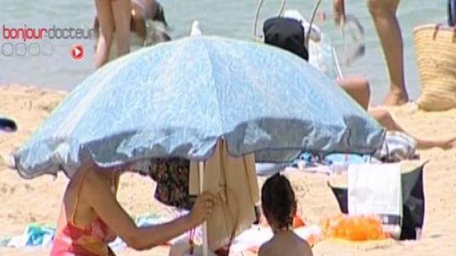 Les enfants en danger face au soleil